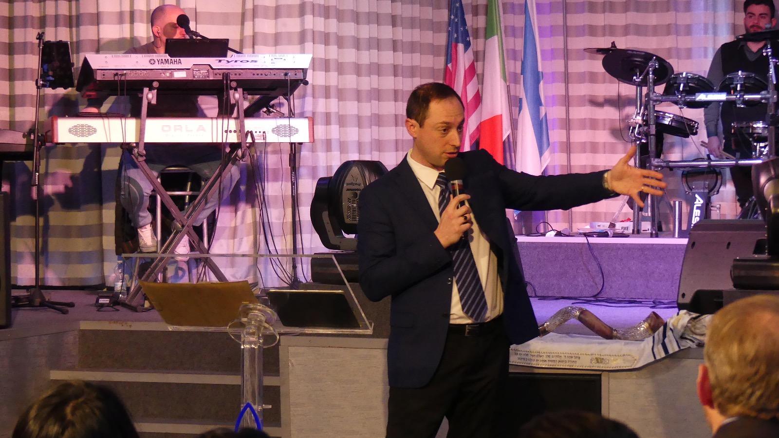 Visita Pastore Marco Raimondi