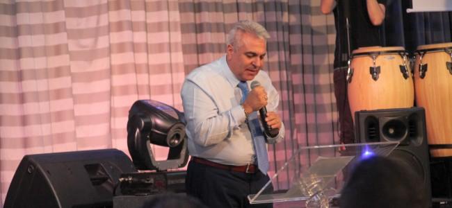 Visita Pastore Antonio D'India
