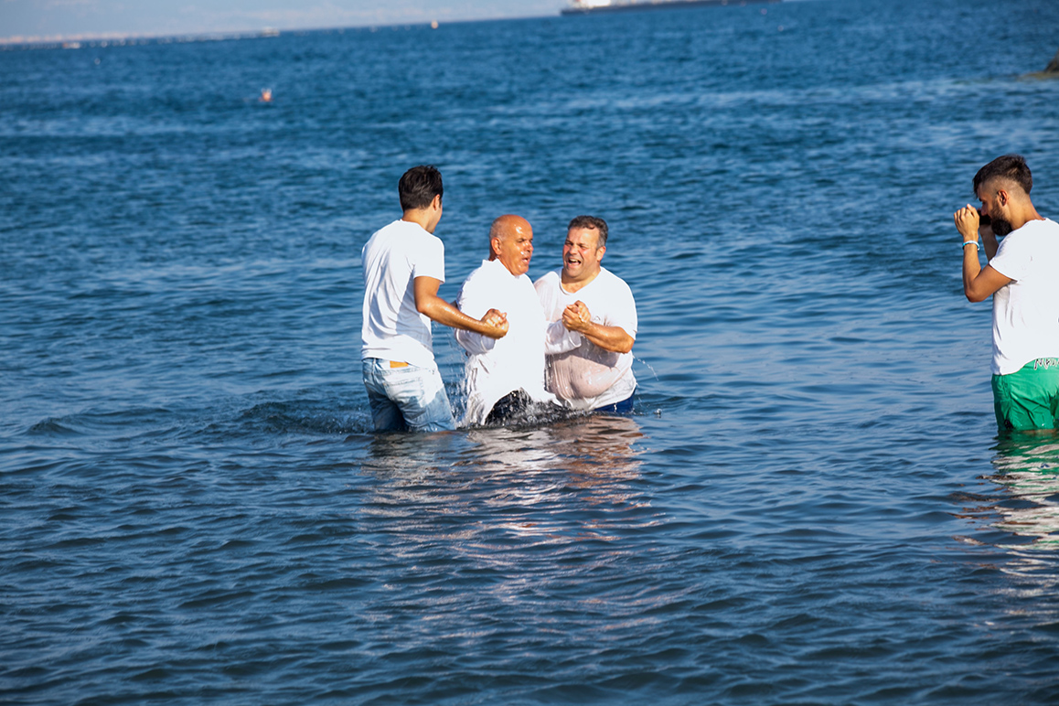 Battesimi Rotonda Diaz