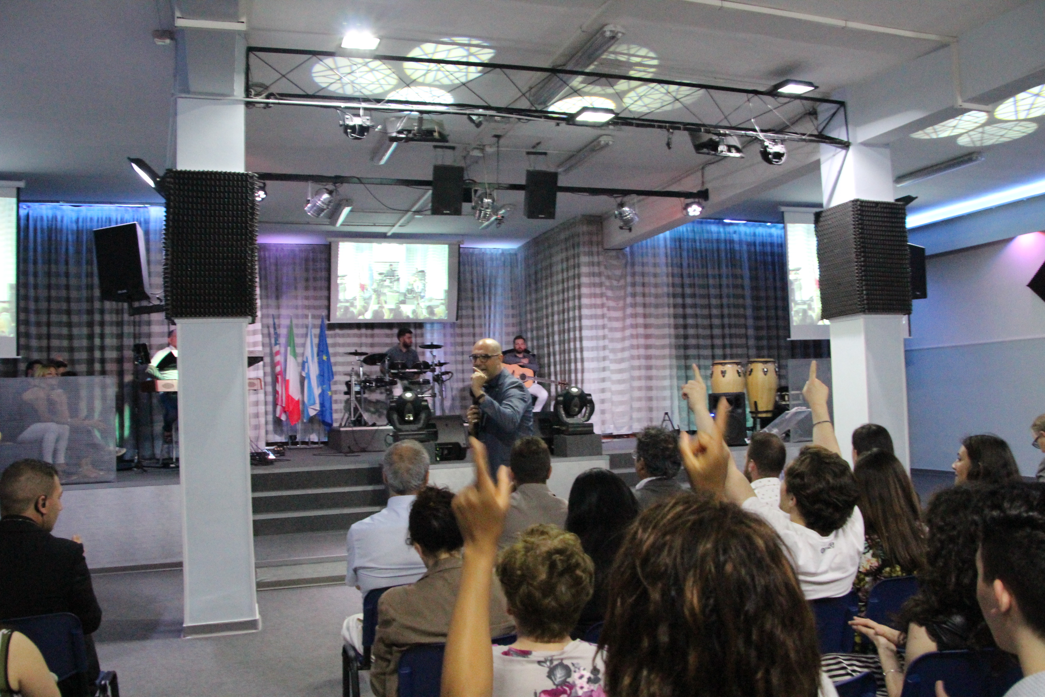Visita Pastore Joe Porrello