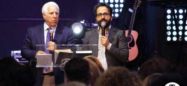 Visita Pastore Robert Ilardi
