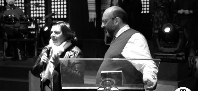 Visita Pastore Elia Cascio