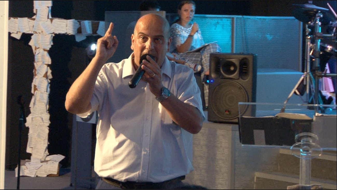 Visita Pastore Bruno Donadio