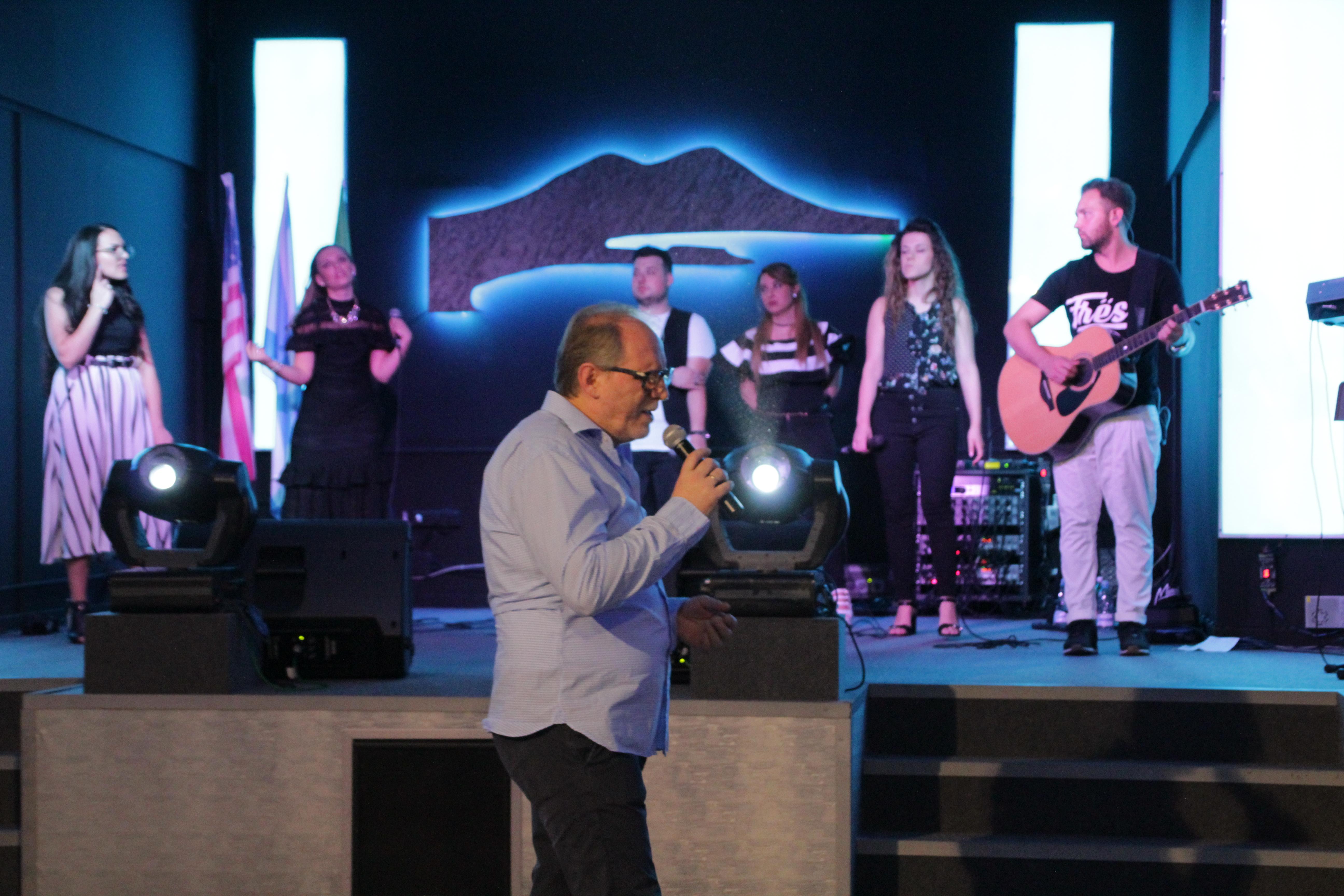 Serata di lode e adorazione