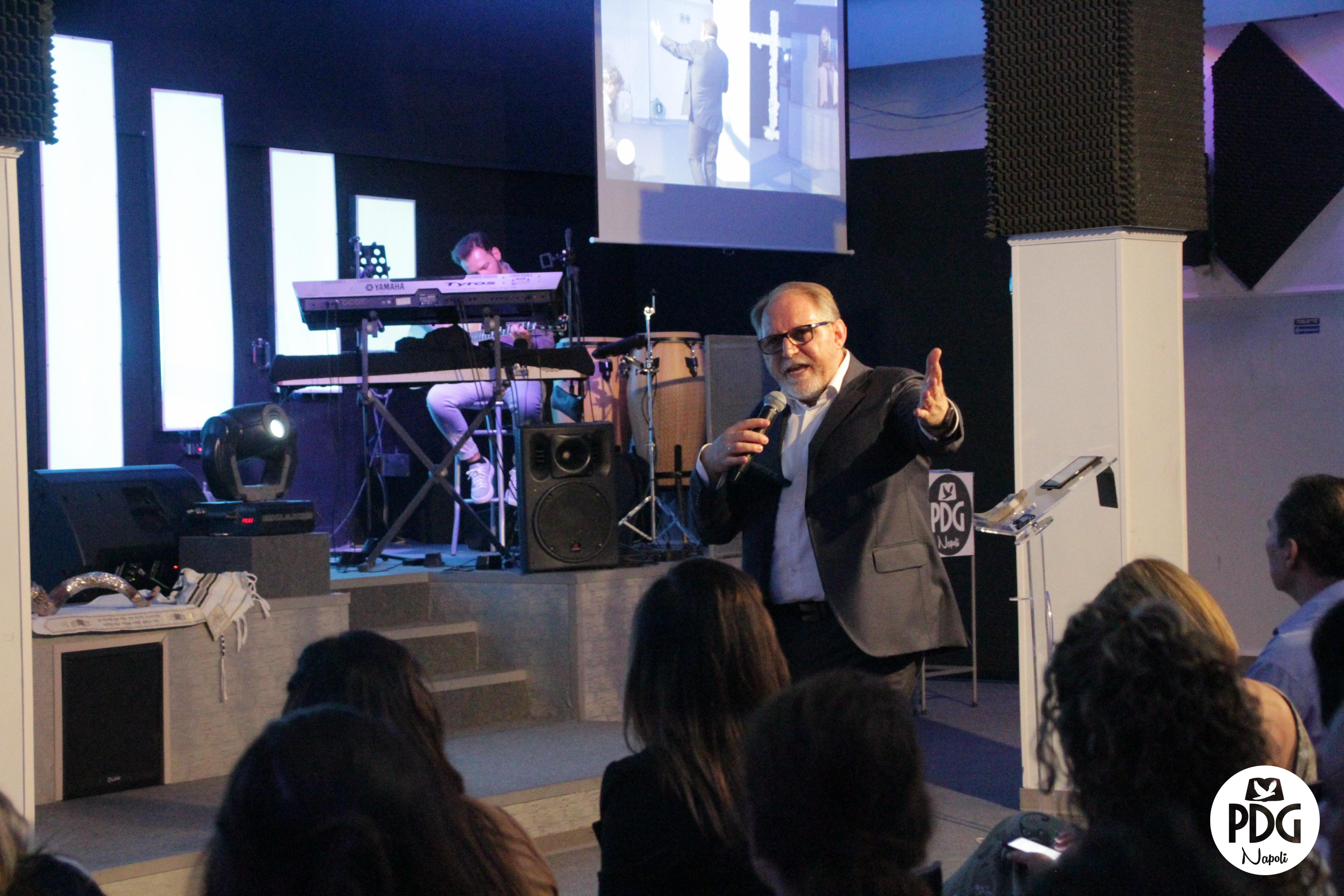 Restaurare l'altare di Dio nella propria vita